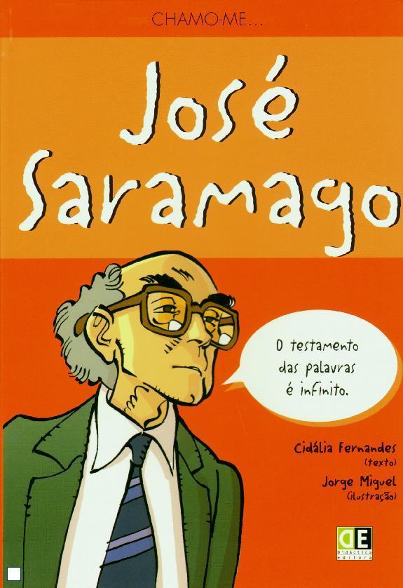 Chamo-me… José Saramago