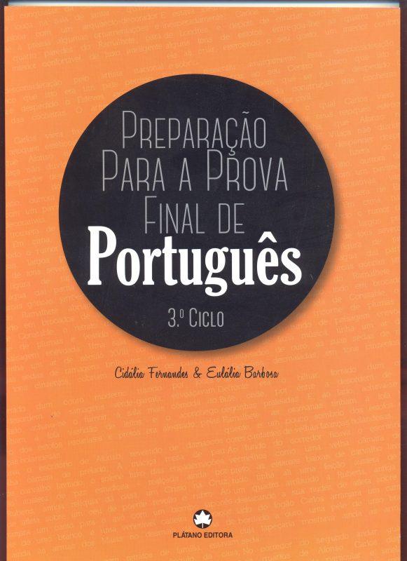 Preparação para a Prova Final de Português 9º Ano
