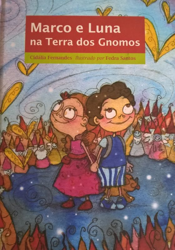 Marco e Luna na Terra dos Gnomos